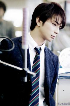 My Japanese Bias ♥ Matsumoto Jun ♥ J-Pop group Arashi ♥ 2013 Lucky Seven ♥ 2003 Kimi Wa Petto (You're My Pet)