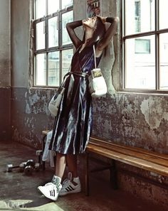 "Duchess Dior: ""The Next"" by Hyea W. Kang for Vogue Korea September 2014"