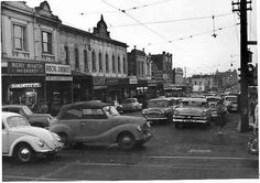 [Chapel Street, looking north from High Street] Amazing Pics, Beautiful Pictures, Melbourne Suburbs, The 'burbs, Melbourne Victoria, Melbourne Australia, Back In The Day, Windsor, Old Photos
