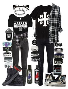 Designer Clothes, Shoes & Bags for Women Cute Emo Outfits, Bad Girl Outfits, Scene Outfits, Punk Outfits, Gothic Outfits, Teenager Outfits, Grunge Outfits, Girls Fashion Clothes, Teen Fashion Outfits