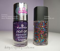 Essence Only Purple Matters Vipera Roulette 40