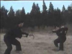 Old video about Ninjutsu by Masaaki Hatsumi