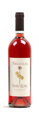 Serralori IGT Isola dei Nuraghi 2012 – Argiolas Pale, pinkish to Bright Young wine inflections. Delicate, fruity and intense primary aromas blended very well with those secondary fermentation at low temperature. Lively, elegant flavor Strawberry aftertaste