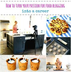 How to turn your passion for food blogging into a career. Discover all the best tips to start living your dreams and make a living with your blog! | Del's cooking twist