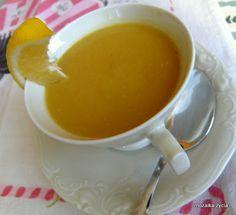 Mozaika życia: Turecka zupa z soczewicy