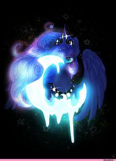 Princess Luna,принцесса Луна,royal,my little pony,Мой маленький пони,фэндомы,mlp art,Crystalleye
