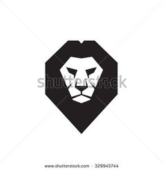 stock-vector-lion-head-vector-logo-template-concept-illustration-wild-cat-graphic-sign-design-element-329945744.jpg (450×470)