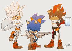 Sonic Hooters by Zketcherz