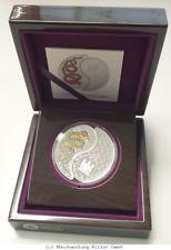 RITTER Fiji Inseln, 2x 1 Dollar 2013, Jahr der Schlange, Yin & Yang, PP #coins #numismatics