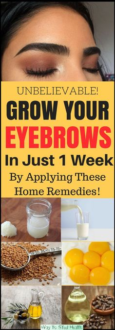 Eyebrows help to complete our facial look and are essential feature of your face. Too thin eyebrows overshadow the beauty of a human. Another benefit of thick eyebrows is that you can form them to your wanted shape. The chemical-based products can hurt your skin and eyes so we should prevent these products. Effective Home... Continue Reading →: