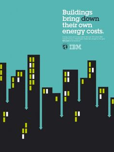 IBM's Smarter Planet Illustrations are Clever! (11 total) - My Modern Metropolis