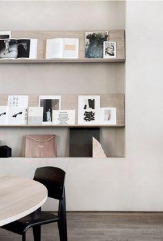 Les bureaux de Kinfolk Magazine • Les Bons Détails