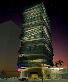 Dubai building...