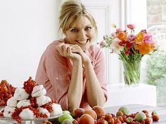 Sophie Dahl's recipes are heavenly....