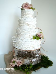 The Butter End Cakery.Wedding Cakes.022 | Flickr - Photo Sharing!