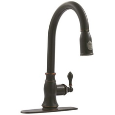 Good Design House Eko Oil Rubbed Bronze Kitchen Faucet   522839 Price: $189.99 Part 8