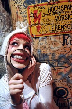 Emilie Autumn. I think I love her.