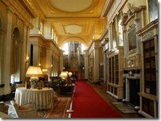 Biblioteca del Palacio de Blenheim