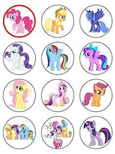 12x My Little Pony 5,3cm Essbarer Zuckerguss Geburtstag Kuchen Topper CakeThat http://www.amazon.de/dp/B0108K647E/ref=cm_sw_r_pi_dp_aFf6wb0BDC6WF