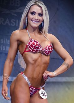 Mari Reis(BRZ)Welcome to my life  Fitness Model  IFBB Wellness Tetra Campeã Estadual Campeã Brasileira 2016 MHP Athlete