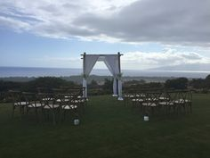 Ocean Vista offers serenity and peace with beautiful sunsets and a vast ocean view with the island of Lanai in the backdrop. Complete privacy for exclusive weddings with complete privacy www.amauiweddingday.com