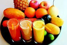 São 7 receitas de sucos para você emagrecer, são opções para o dia todo.