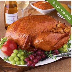 Oven Roasted Turkey Gift Delivery : Specialty Meats | Harry & David