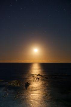Moonrise / Cabo San Lucas