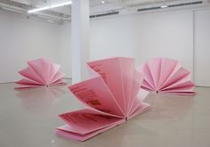 Tony Feher installation