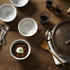 White Stoneware Bowl on Provisions by Food52