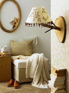 Appliques murales artisanales en forme de papillon Fabrication sur