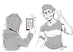 By dar-draws (DC Comics - Teen Titans) Raven Beast Boy, Something Awful, Bbrae, Genuine Smile, Silly Pictures, Old Shows, Teen Titans Go, Types Of People, Nightwing