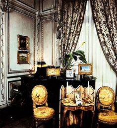 Duke and Duchess of Windsor's Paris Flat.