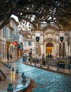 Авиньон, Франция.