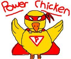 superhero chicken - Google Search
