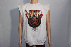 Vintage Deadstock Six Flags Viper by SouthsideThrowbacks on Etsy, $24.00