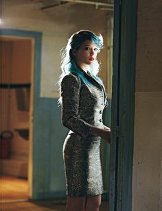 """Léa Seydoux, figure libre. Elle tourne """"Le Bleu est une couleur chaude"""", d'Abdellatif Kechiche. Confidences sur un plateau"""