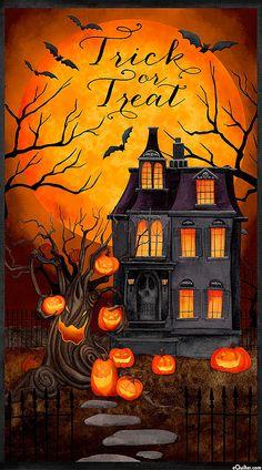 Halloween Canvas, Halloween Scene, Halloween Painting, Holidays Halloween, Halloween Crafts, Halloween Decorations, Spooky Halloween Pictures, Happy Halloween, Country Halloween