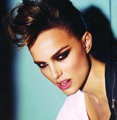 Rock star hair & makeup