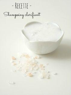 DIY :  recette shampoing clarifiant, le dupe de Big (Lush) http://www.blackconfetti.fr/recette-shampoing-clarifiant-dupe-big/