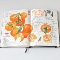 Sketch Book Recipe journal 2014 on Behance - Sketch Journal, Artist Journal, Journal Pages, Nature Journal, Food Journal, Recipe Journal, Food Illustrations, Illustration Art, Gcse Art Sketchbook