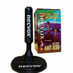 Car MagMount Antenna Digital Video Antenna ANT-536 NV536 £35.99