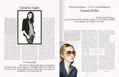 Intermission DK magazine on Behance