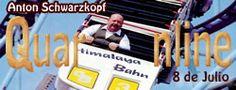 El 8 de Julio de 1924 nace Anton Schwarzkopf, ingeniero alemán (f. 2001). http://www.quaronline.com/