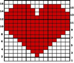Watch This Video Beauteous Finished Make Crochet Look Like Knitting (the Waistcoat Stitch) Ideas. Amazing Make Crochet Look Like Knitting (the Waistcoat Stitch) Ideas. Crochet Pixel, Crochet C2c, Crochet Heart Blanket, Mochila Crochet, Graph Crochet, Tapestry Crochet, Crochet Stitches, Embroidery Stitches, Crochet Diagram