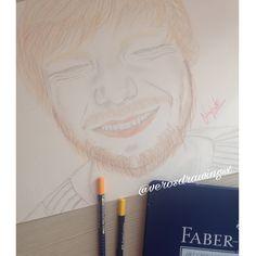 #edsheeran #drawings