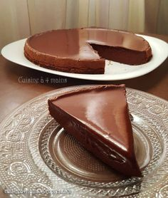 Gâteau au chocolat et au mascarpone de Cyril Lignac – Cuisine à 4 mains kuchen ostern rezepte torten cakes desserts recipes baking baking baking Sweet Recipes, Cake Recipes, Snack Recipes, Dessert Recipes, Mascarpone Cake, Chocolate Flavors, Cake Chocolate, Food Cakes, Baking Cakes
