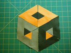 How to make cubes for the one block wonder quilts