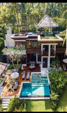 Bali has accommodations and stays for every budget! For those looking for a more secluded, relaxing luxury escape there are spots like the Four Seasons in Ubud! Send us an email today to plan your trip to Bali your way! Ubud, Beautiful Homes, Beautiful Places, Beautiful Dream, Wonderful Places, Beautiful Pictures, Beautiful Dresses, Bali Resort, Hotels