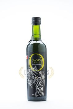 Oasis Olives - one of the World's Best Olive Oils!